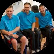 Paralympijskí stolní tenisti